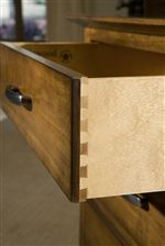 English Dovetail Joints for Solid Durability