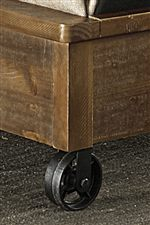 Caster Wheel Option