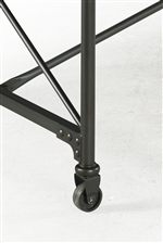 Rectangle Dining Table Casters