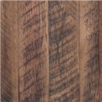 Distressed Natural Finish on Poplar Veneers