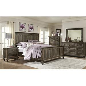 Magnussen Home Calistoga Queen Bedroom Group