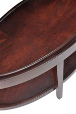 Cherry Veneer Matching Detail