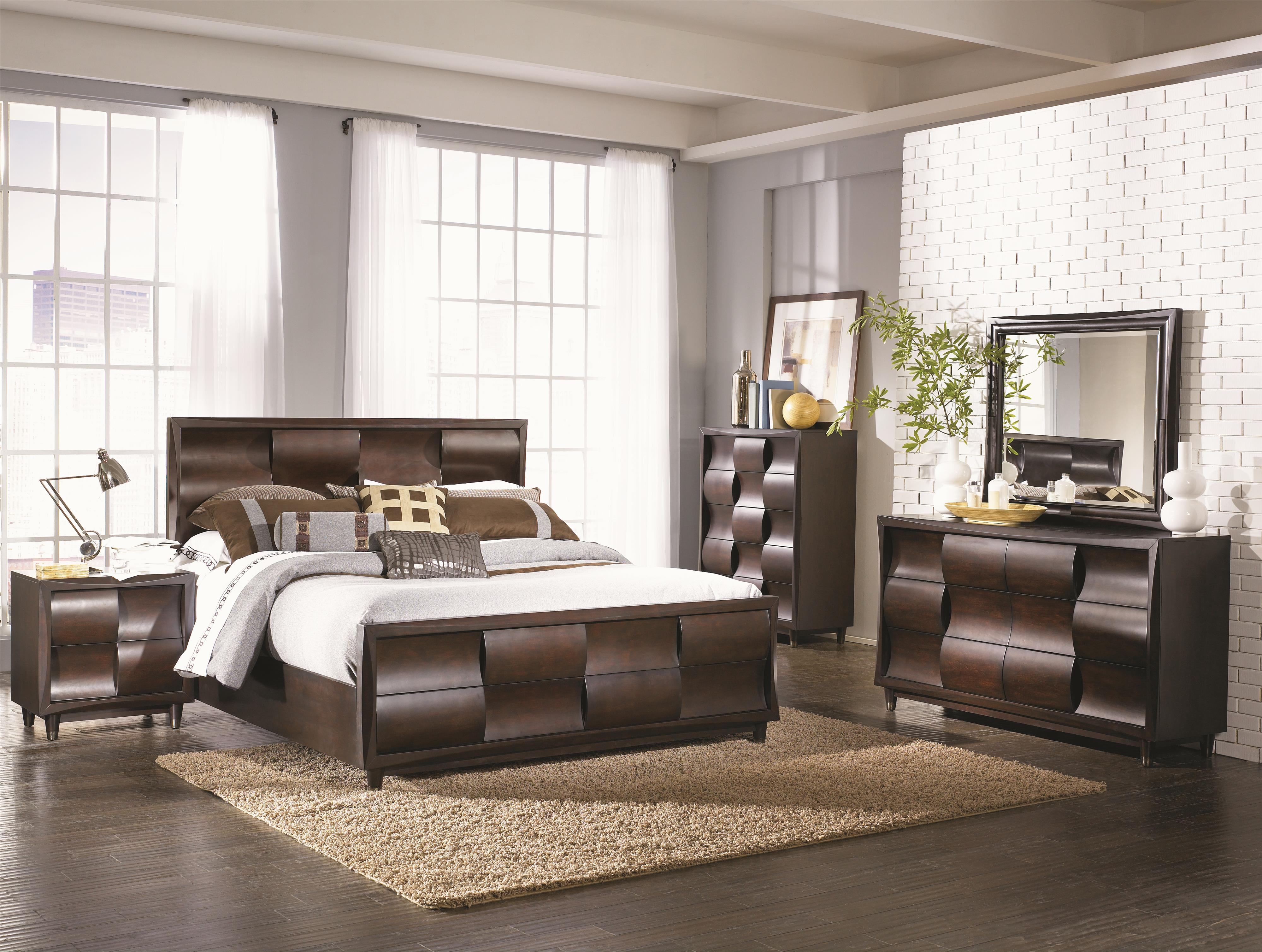 Magnussen Home Fuqua King Bedroom Group - Item Number: B1794 K Bedroom Group 1
