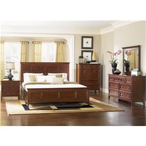 Magnussen Home Harrison King Bedroom Group