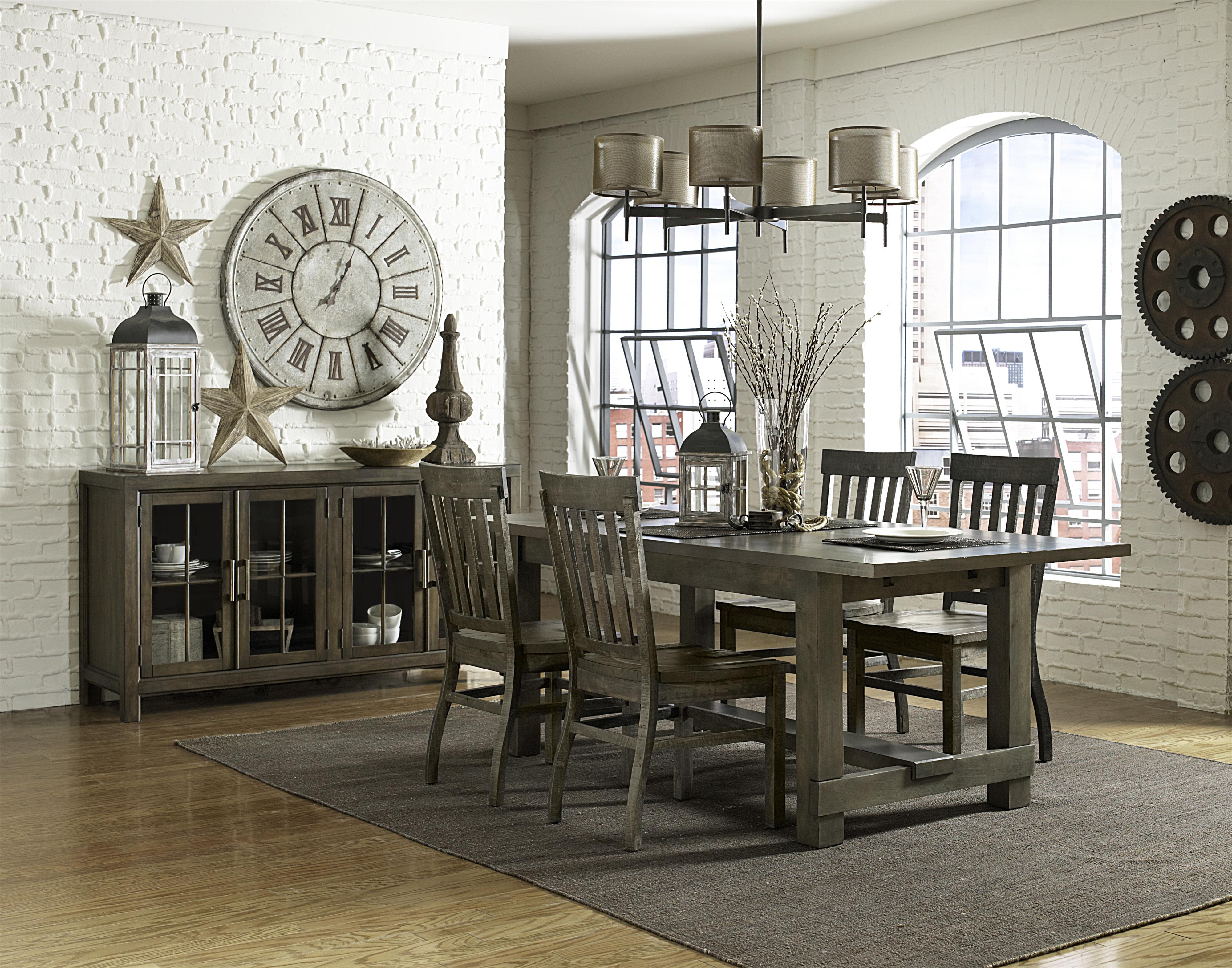 Magnussen Home Karlin Casual Dining Room Group - Item Number: D2471 Dining Room Group 1