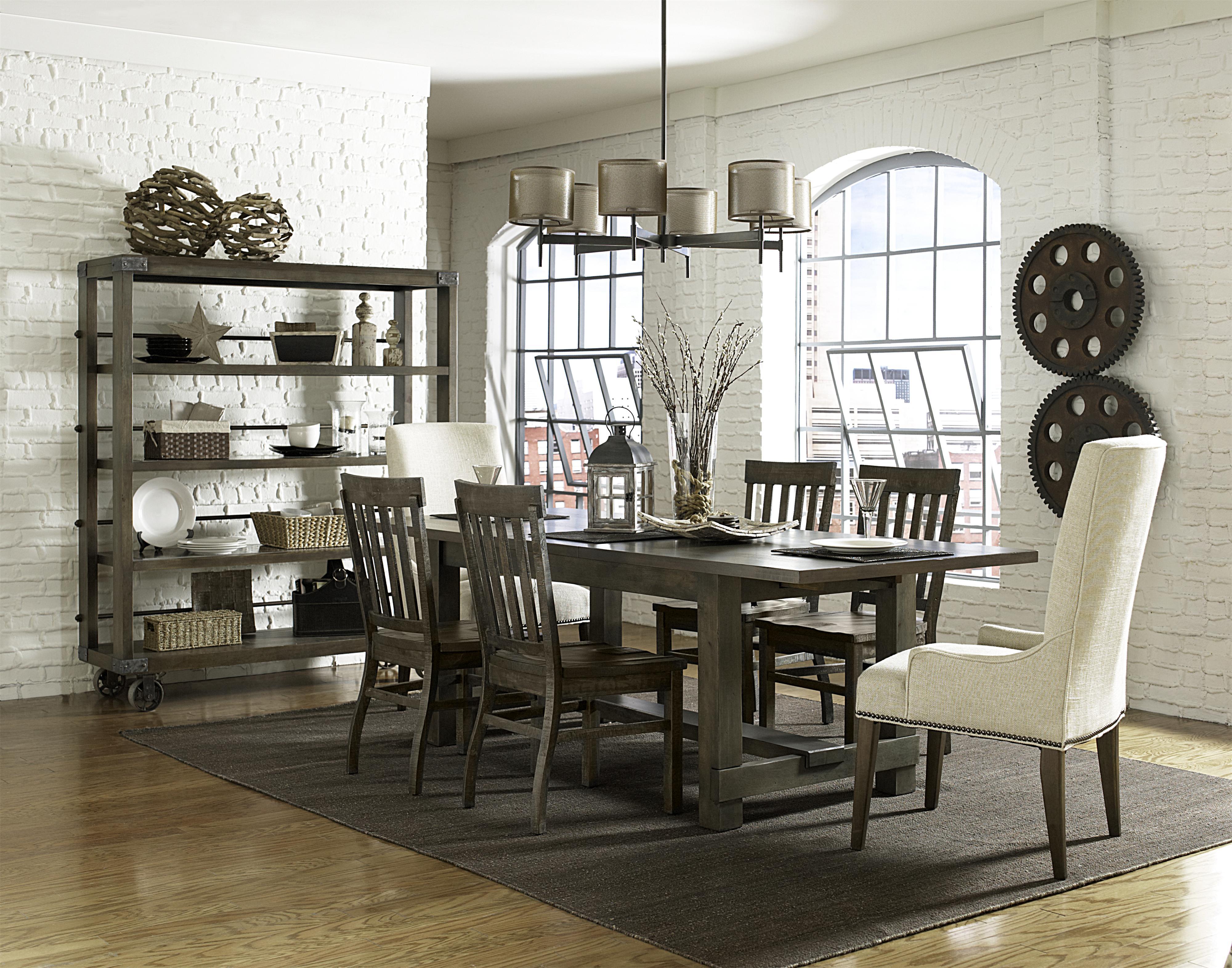 Belfort Select Karlin Formal Dining Room Group - Item Number: D2471 Dining Room Group 13