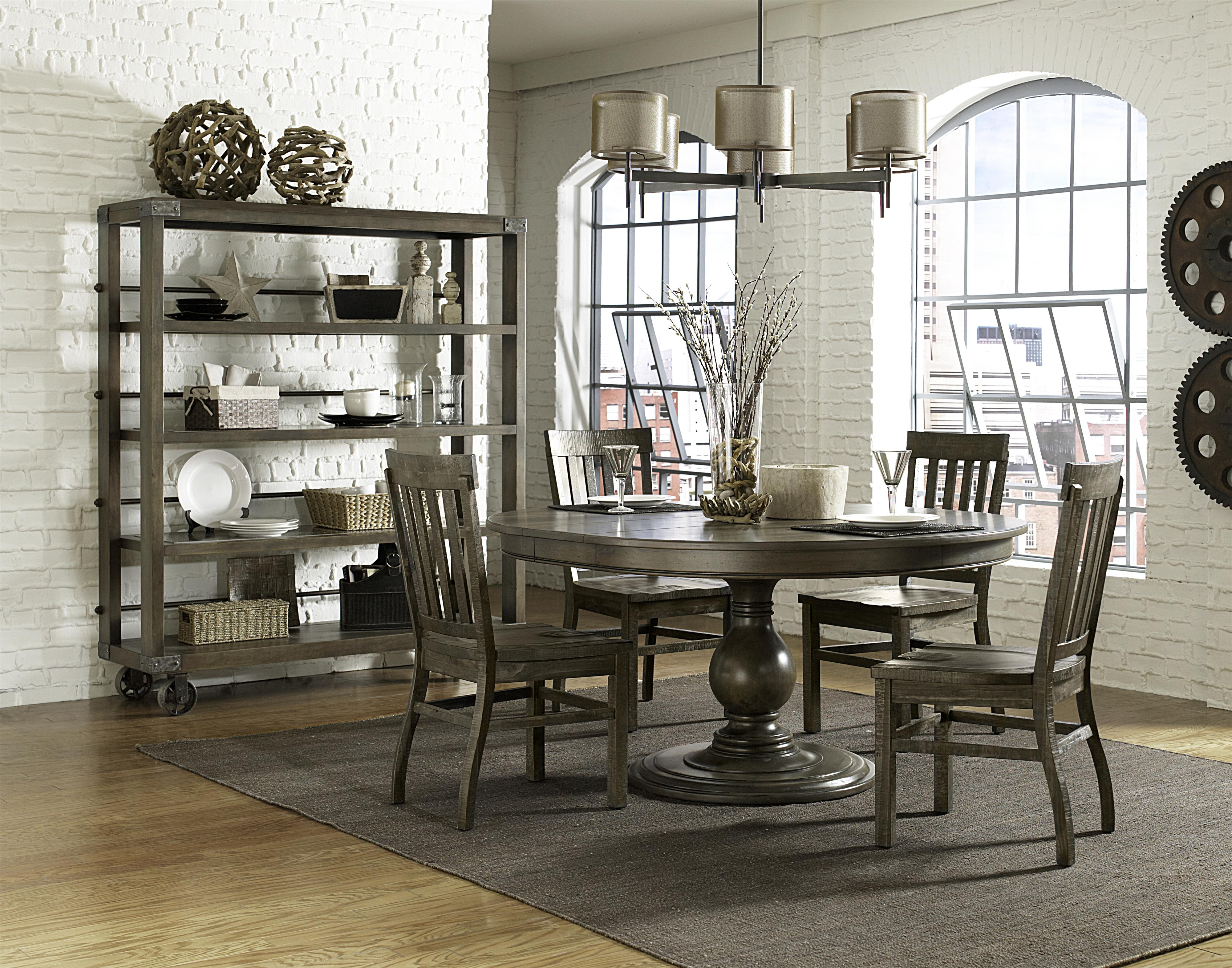 Belfort Select Karlin Casual Dining Room Group - Item Number: D2471 Dining Room Group 9