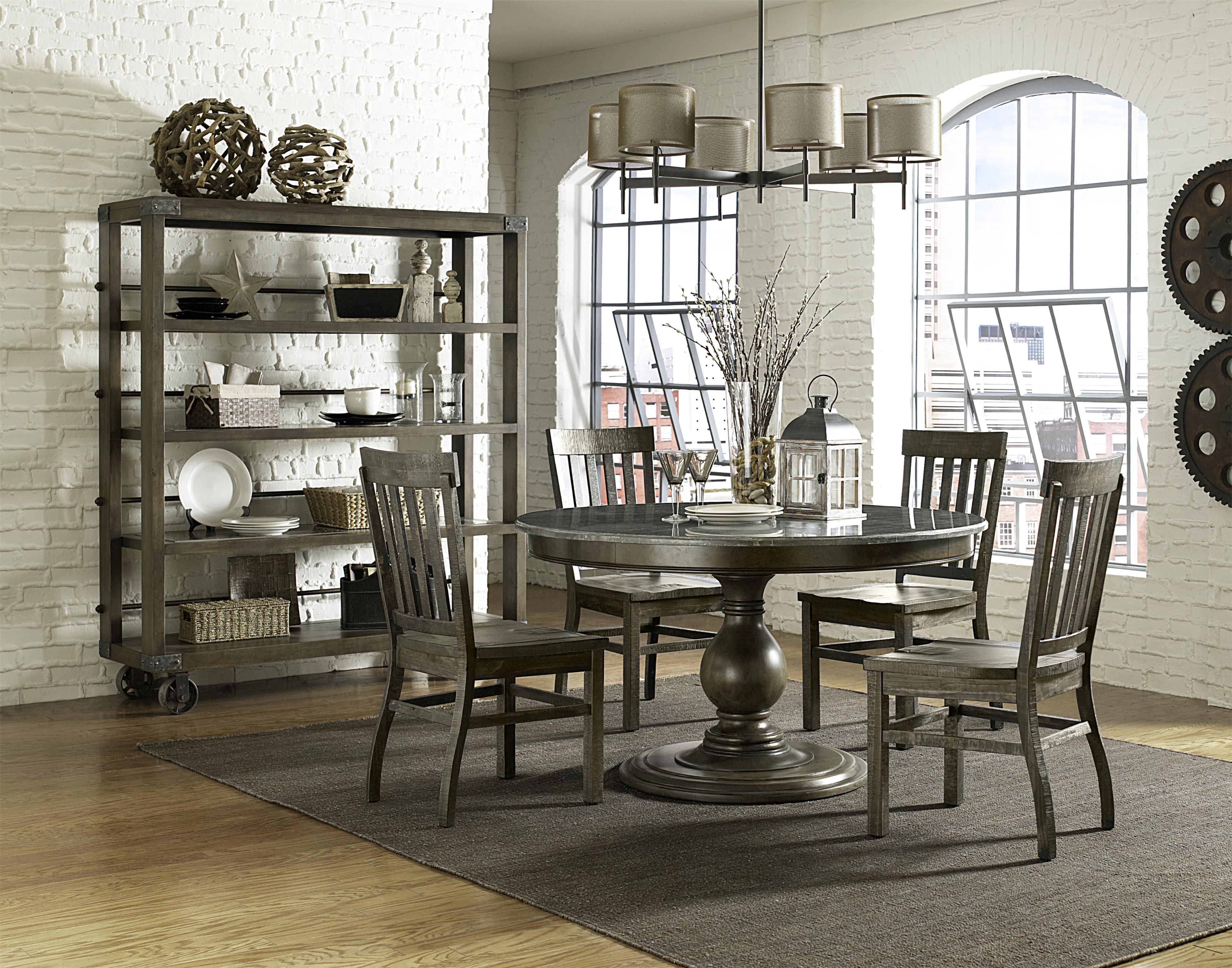 Belfort Select Karlin Casual Dining Room Group - Item Number: D2471 Dining Room Group 12