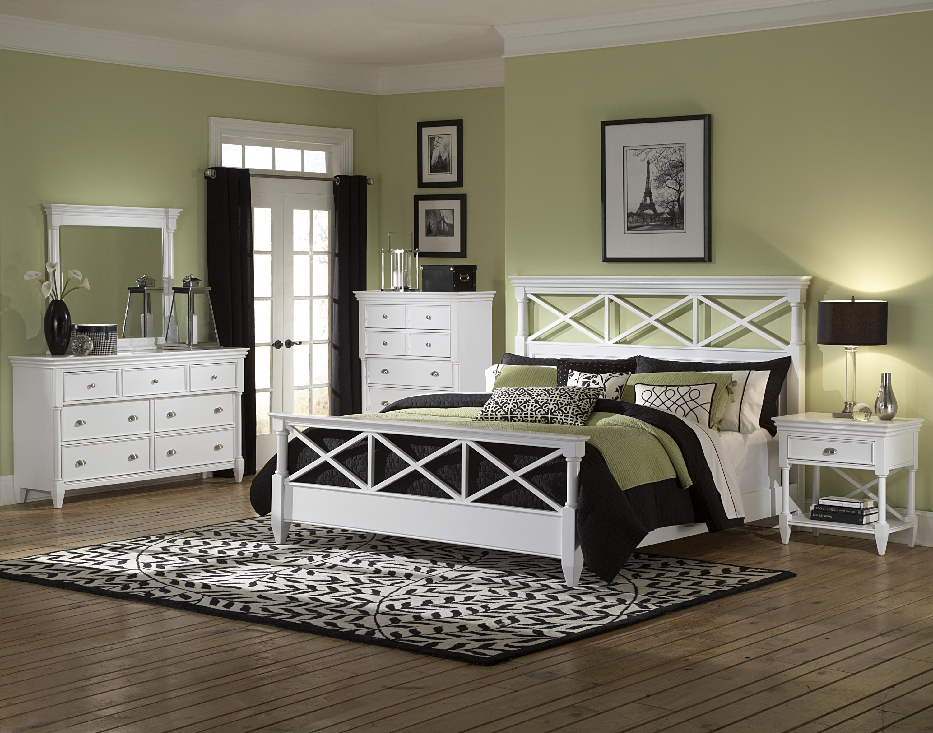 Magnussen Home Kasey  Queen Bedroom Group - Item Number: B2026 Q  Bedroom Group 1