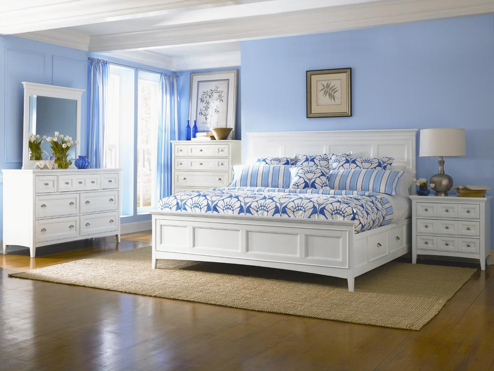 Magnussen Home Kentwood California King Bedroom Group - Item Number: B1475 C K Bedroom Group 1