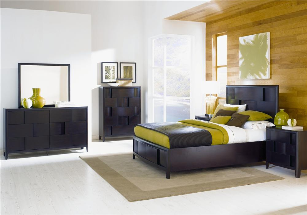 Magnussen Home Nova California King Bedroom Group - Item Number: B1428 C K Bedroom Group 1