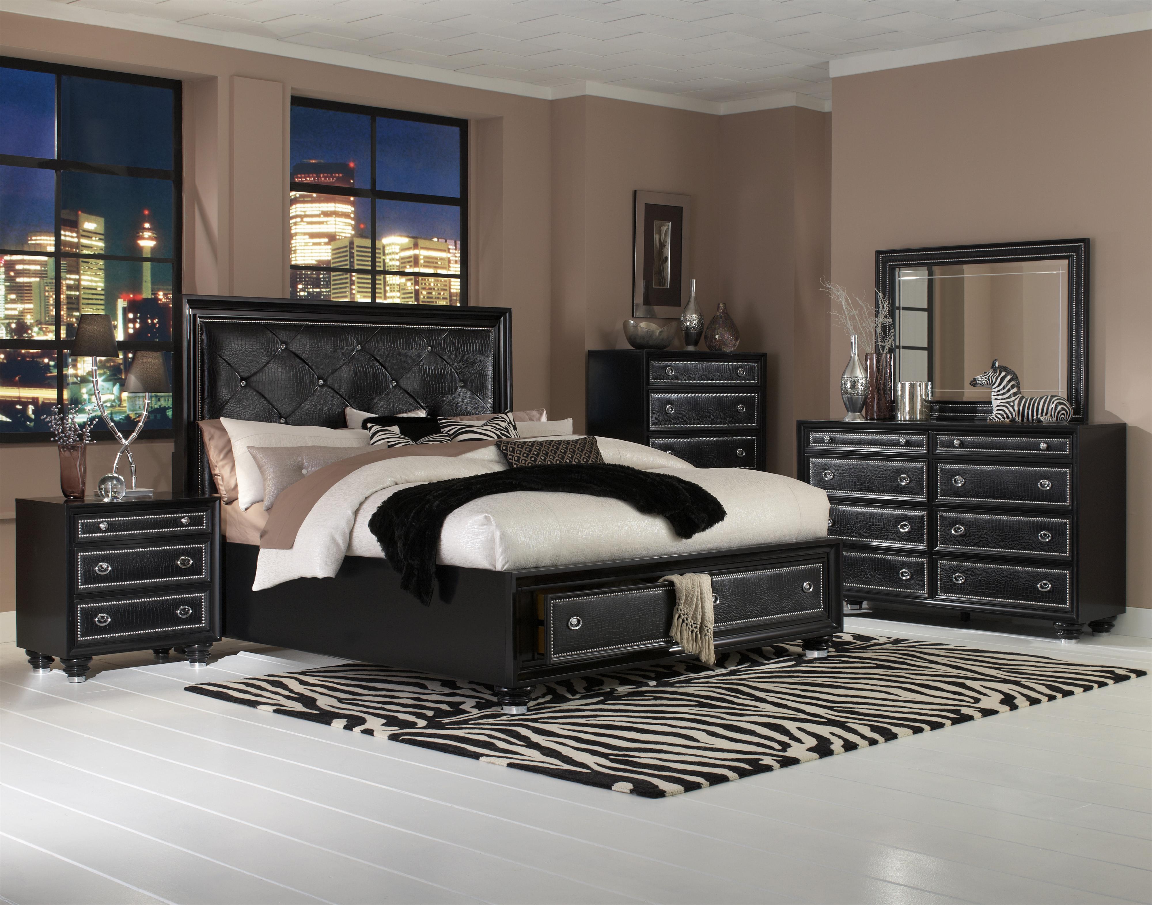 Magnussen Home Onyx Bedroom California King Bedroom Group   AHFA   Bedroom  Group Dealer Locator