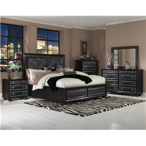 Onyx Bedroom by Magnussen Home
