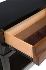 Drawers Open Without Use Of External Harware