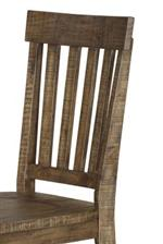 Side Chair Slat Back