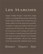 Les Marches: A Handcrafted Collection with a Distinctly French Accent