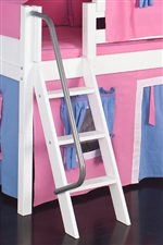 Angled Ladder with Safety Handle