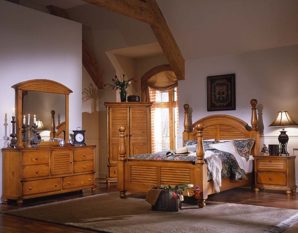 Bon Brazil Furniture Group Irish Countryside Poster Bed   BigFurnitureWebsite    Poster Bed