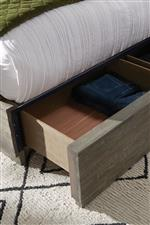 Modus International Herringbone Full Bedroom Group