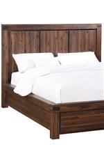 Wood Panel Headboard