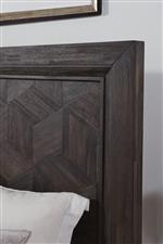 Modus International Ripley Contemporary 5-Drawer Chest with Geometric Design