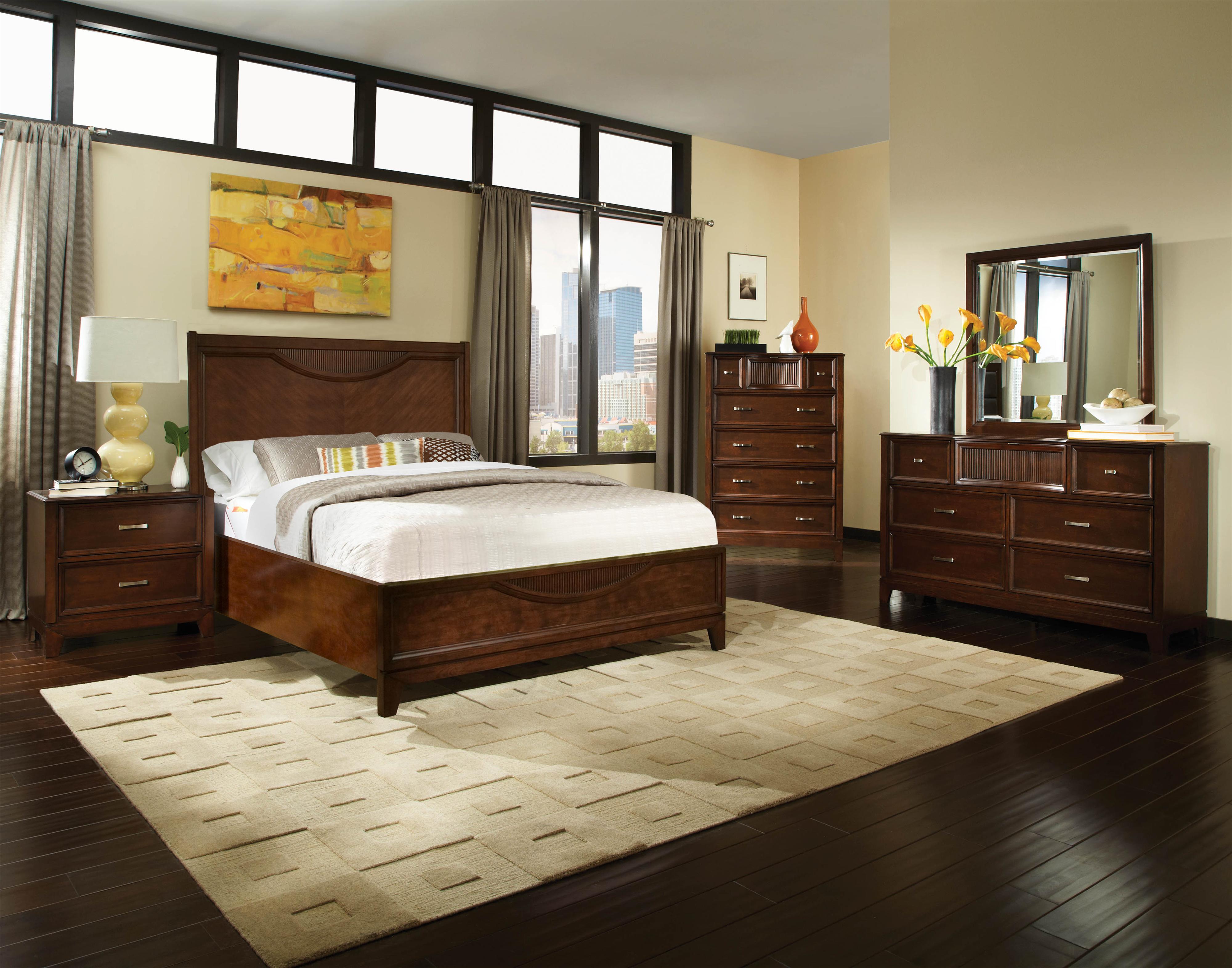 Najarian Melrose  K Bedroom Group 1 - Item Number: K Bedroom Group 1