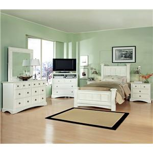 Najarian Palazzo Youth Bedroom Full Bedroom Group