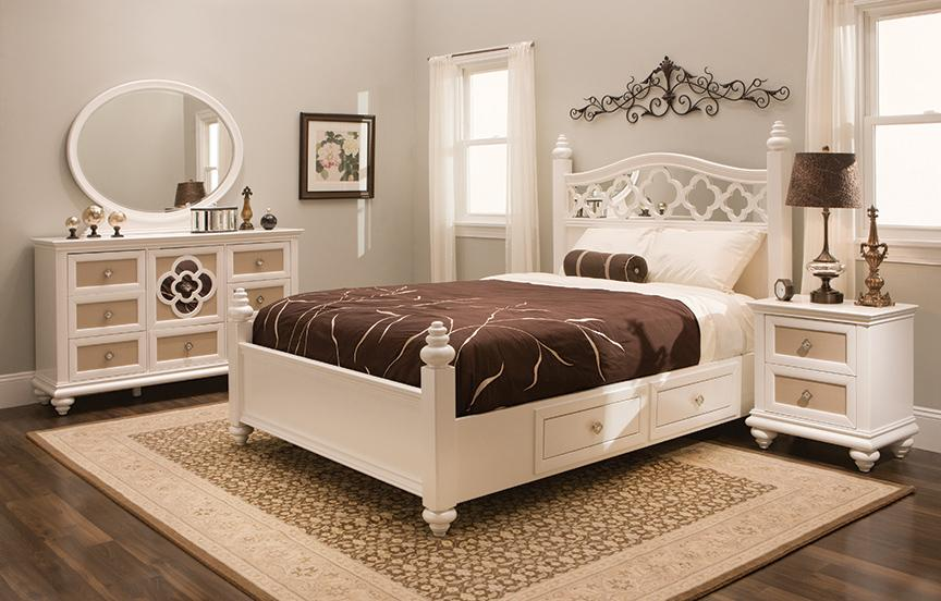 Najarian Paris Youth Bedroom Bedroom Group - Item Number: Paris T Bedroom Group 1
