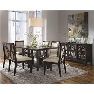 Najarian Planet Casual Dining Room Group