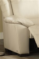 Plush Pillow Top Arms for Superior Comfort