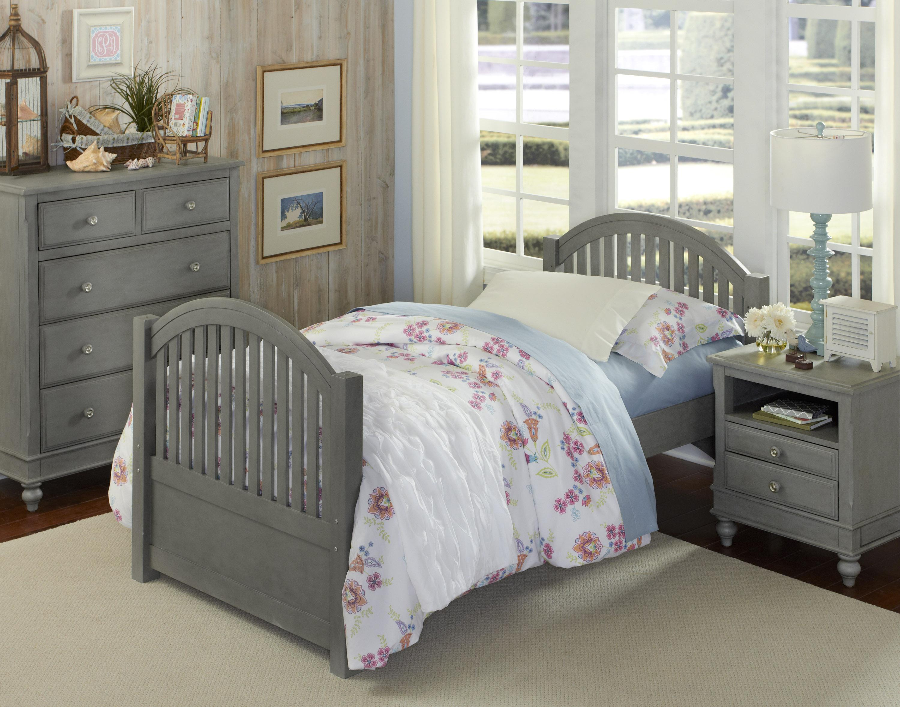 NE Kids Lake House Twin Adrian Standard Bed  - Item Number: 200 T Bed Group 2