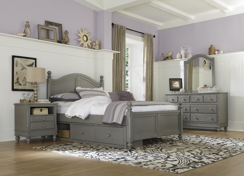 Twin Payton Storage Bed