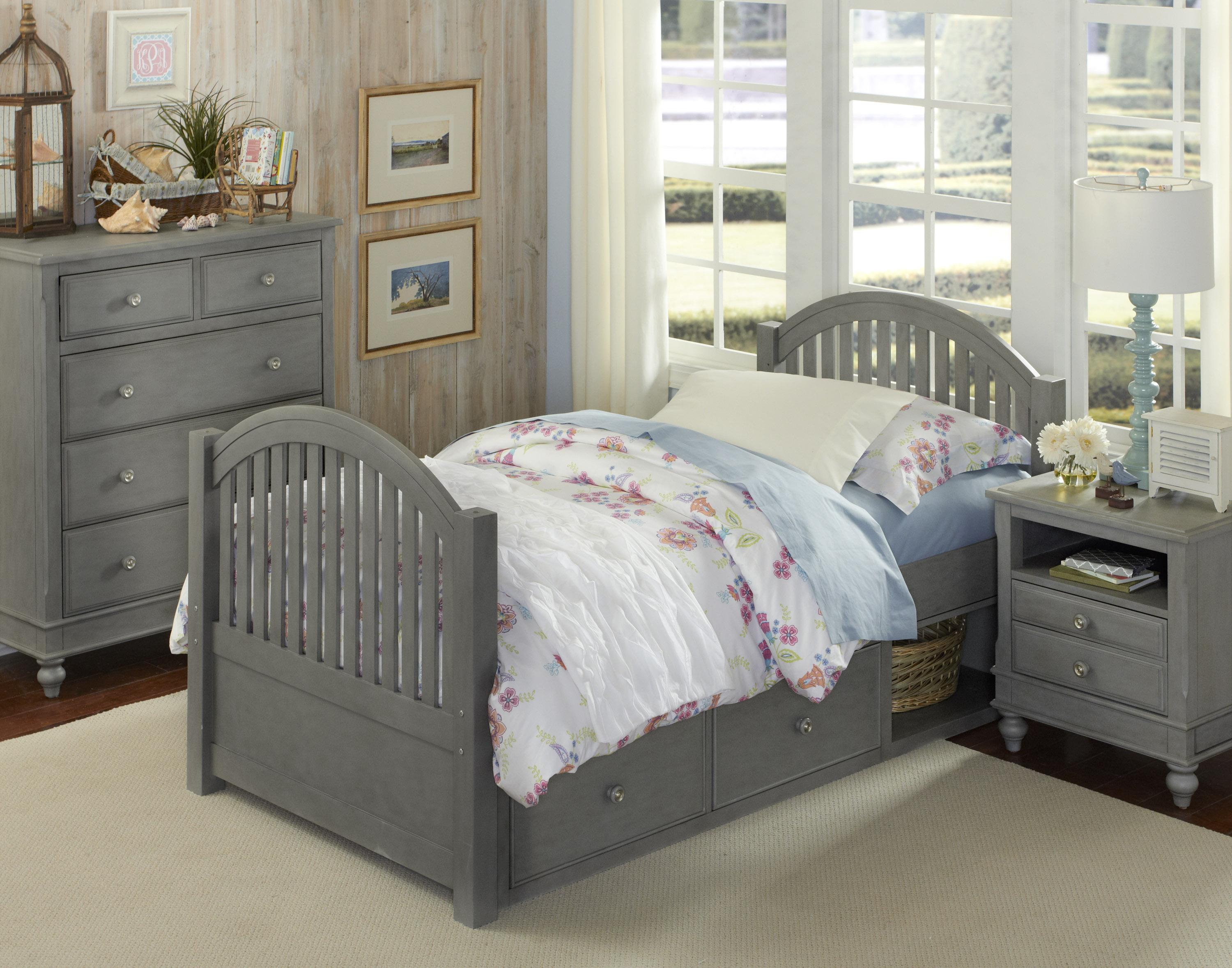 Ne Kids Lake House Twin Adrian Storage Bed Group 2 Furniture