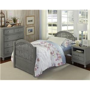 NE Kids Lake House Twin Adrian Standard Bed