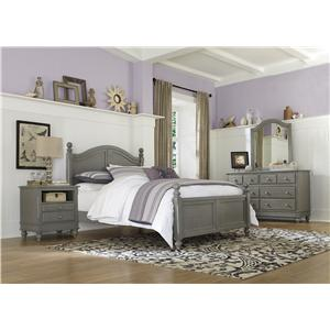 NE Kids Lake House Twin Payton Standard Bed