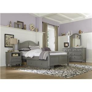 Twin Payton Storage Bed