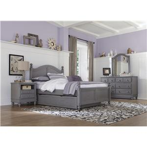 Full Payton Trundle Bed