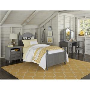 NE Kids Lake House Full Payton Standard Bed