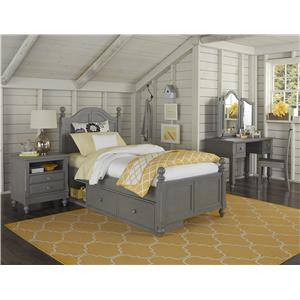 Full Payton Storage Bed