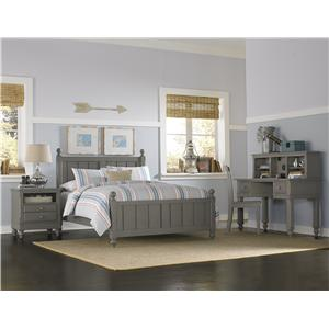 NE Kids Lake House Twin Kennedy Standard Bed