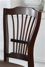 Wheat Back Chair Design