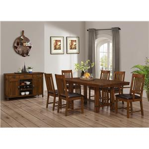 New Classic Buchanan Formal Dining Room Group