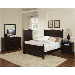 New Classic Canyon Ridge Twin Bedroom Group