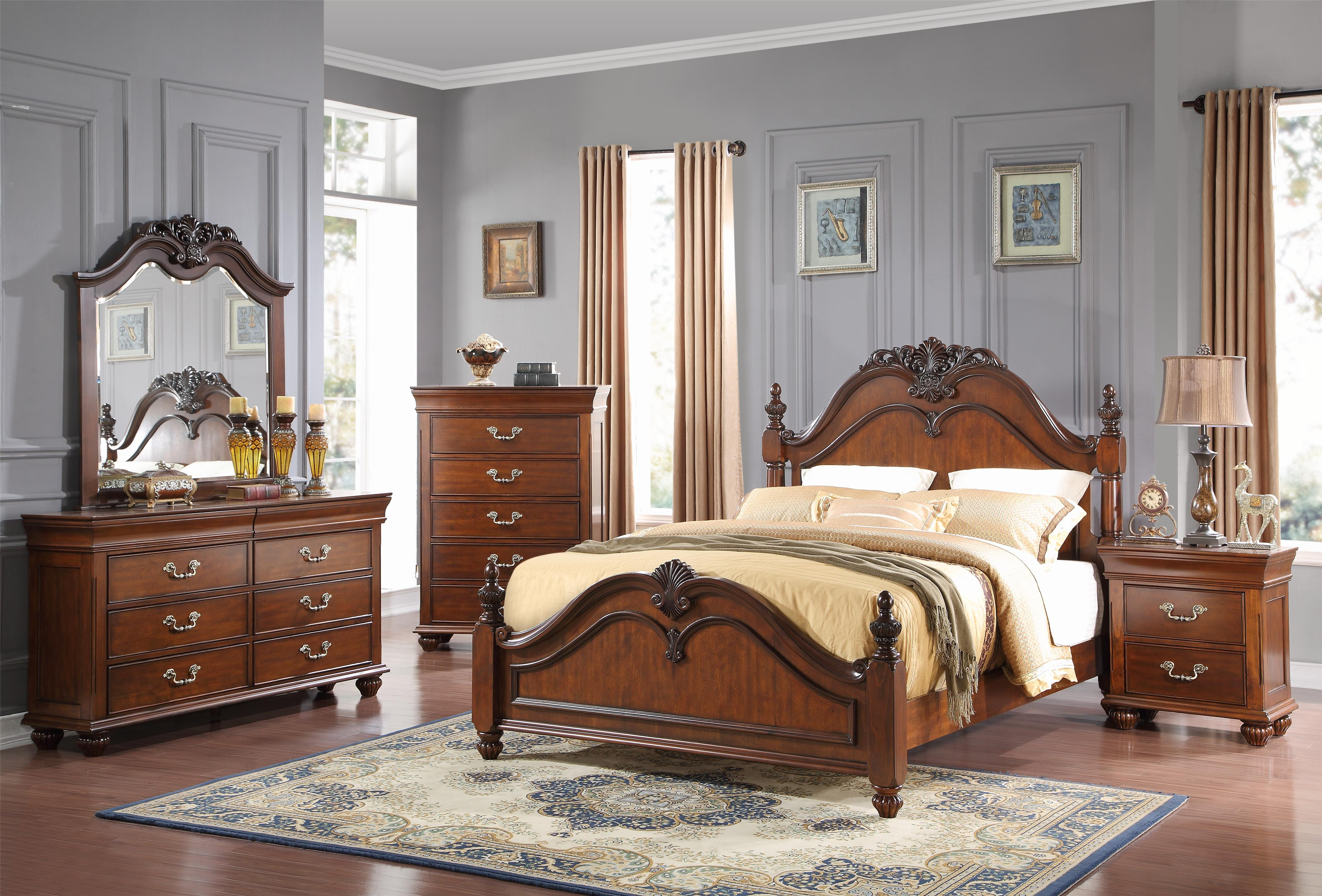 Jaquelyn (b8651) by New Classic - Royal Furniture - New ...