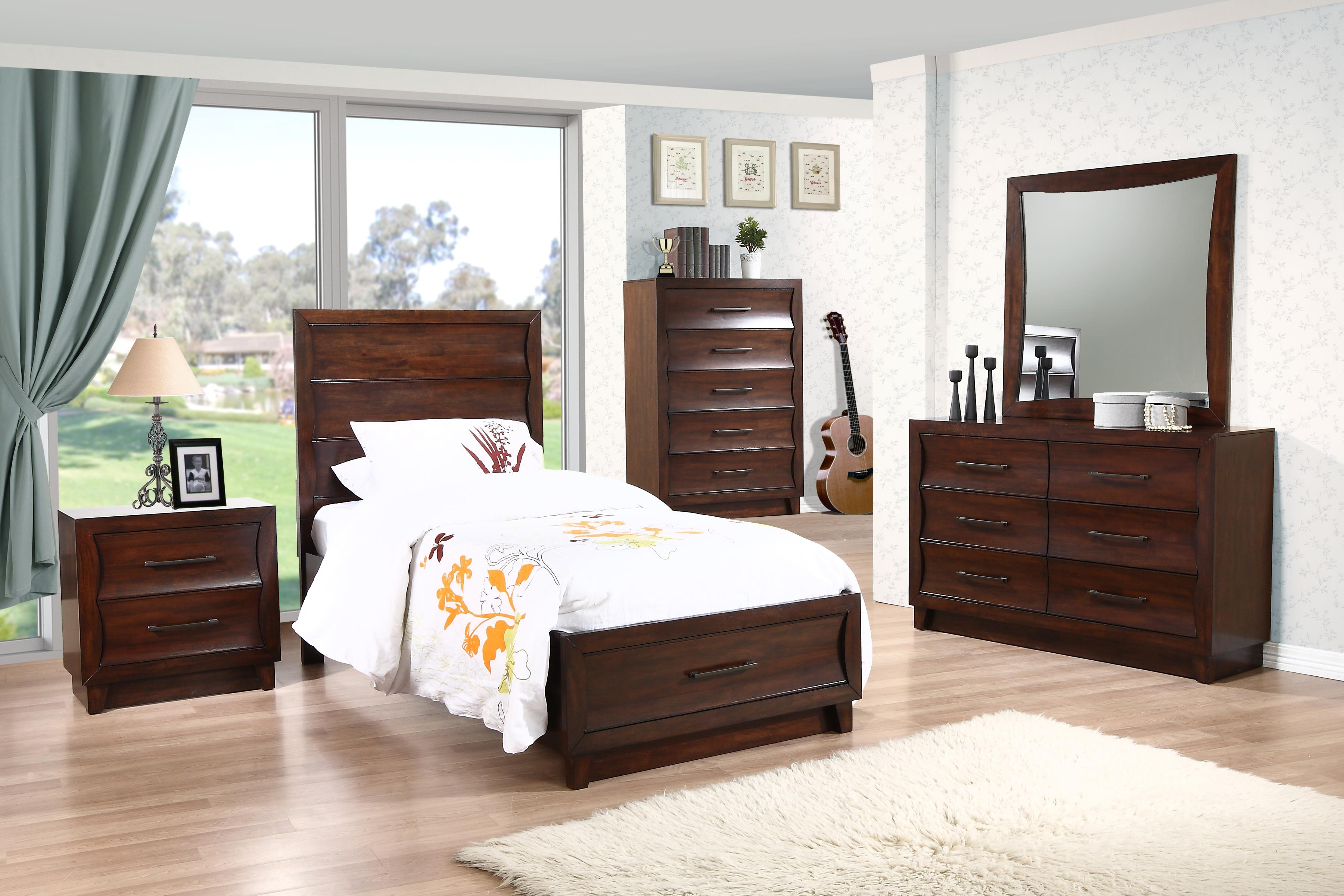 New Classic Bedroom Furniture New Classic Lazaro Full Storage Bed Great American Home Store