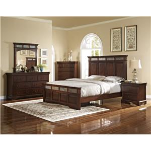 New Classic Madera  Queen Bedroom Group