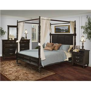 Martinique Bedroom 00 222 By New Classic Ivan Smith Furniture New Classic Martinique