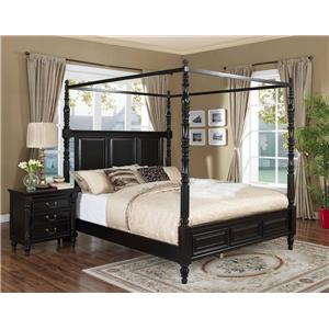 New Classic Martinique Bedroom California King Bedroom Group