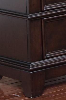 New Classic Prescott California King Headboard And Footboard Bed    Michaelu0027s Furniture Warehouse   Panel Beds