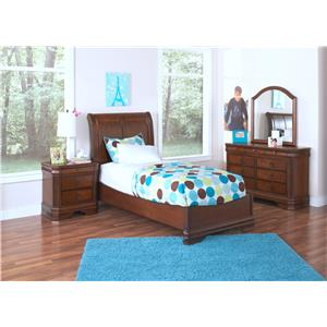 New Classic Sheridan Queen Bedroom Group